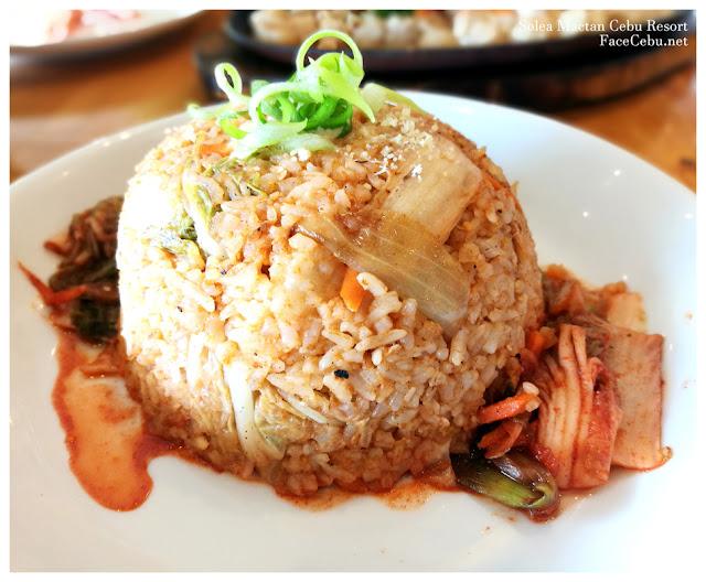 Kimchi Rice - PHP 120