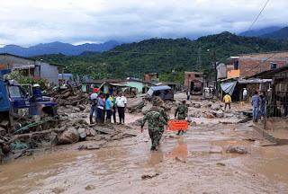 Colombia-enchentes-deslizamentos-terra