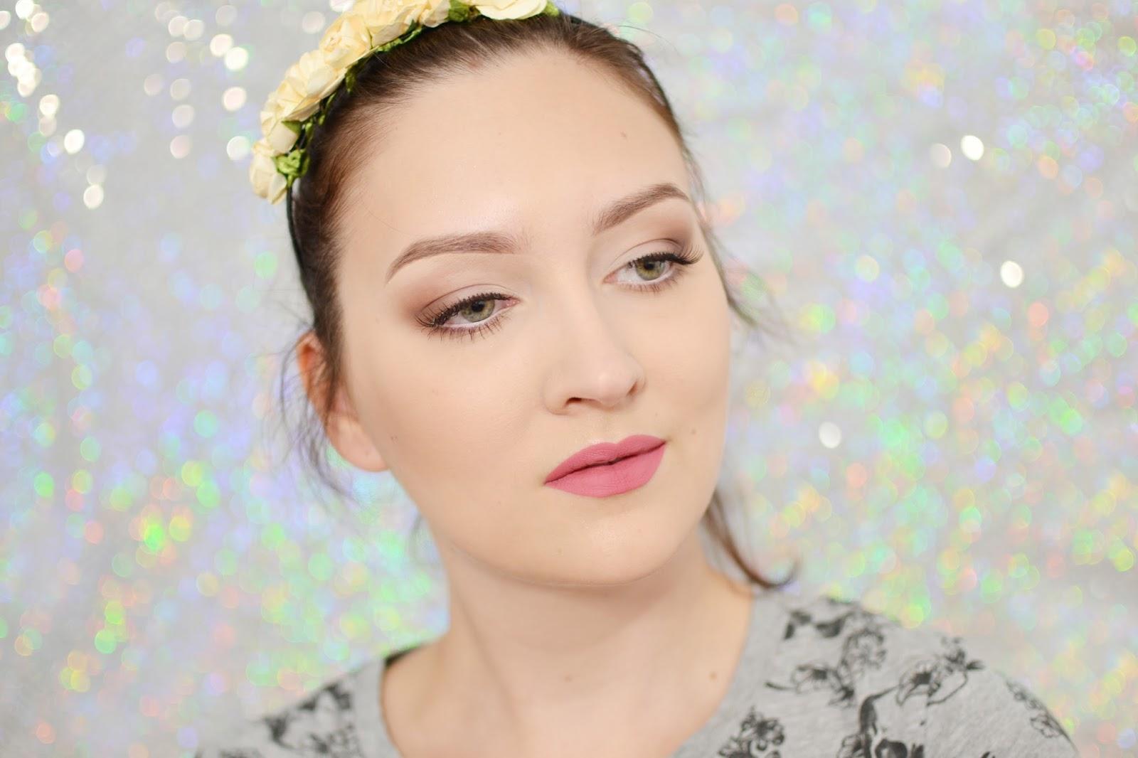 tutorial makijaż na co dzień