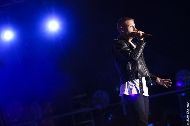 Macklemore & Ryan Lewis на фестивале Ласточка