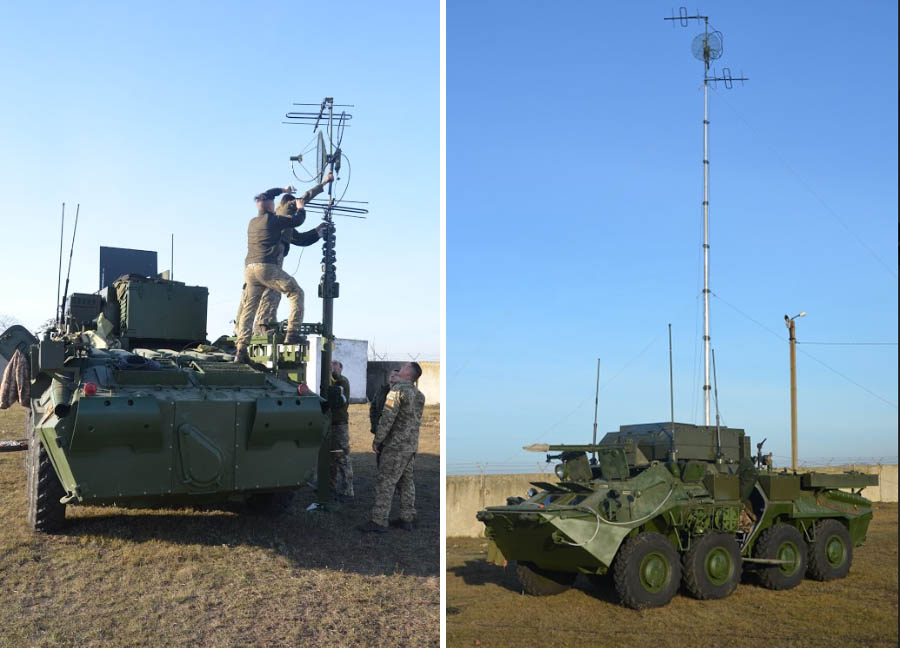 На озброєння ЗСУ прийнято нову «цифрову» КШМ