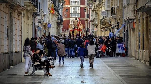 Desaparece el último vestigio de Ancha como carrera oficial de Cádiz