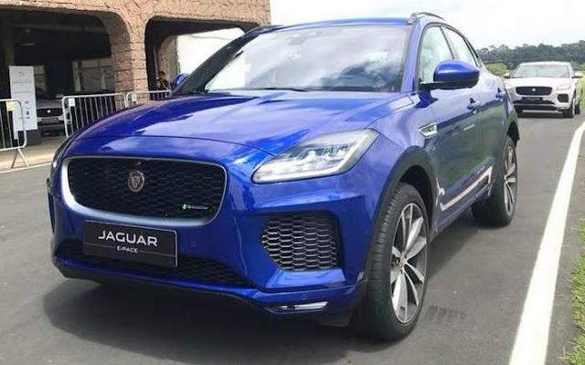 Jaguar E-Pace: preço começa em R$ 222.300  reais - Brasil