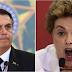 Bolsonaro: Dilma cortou 10 bilhões da Educação e distribuiu 50 bi até entre ditaduras