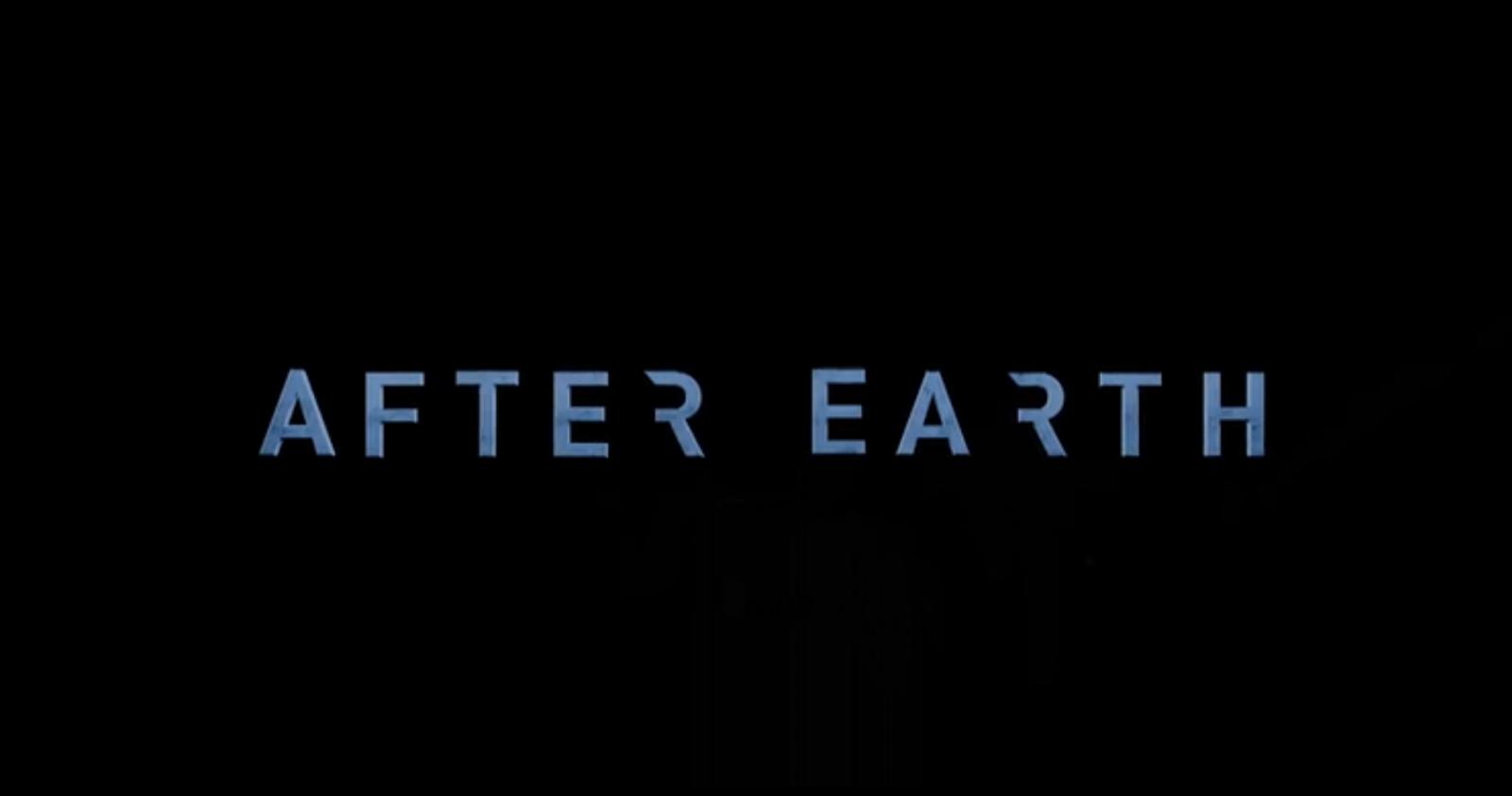 *還有2013年嗎?地球過後:威爾史密斯父子二度同台在After Earth 1