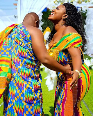 with its quality traced back to the Republic of Ghana 39 Latest African Kente Styles Attires For Wedding Parties