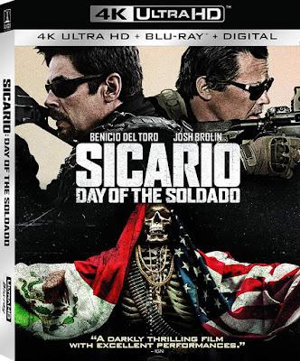 Sicario Day Of The Soldado 4k Ultra Hd