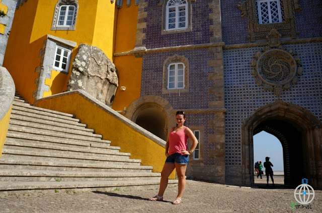 pena sintra portugal