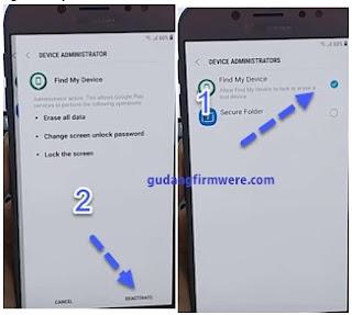 FRP Bypass Samsung Galaxy J2 Pro SM-J250F Tanpa PC