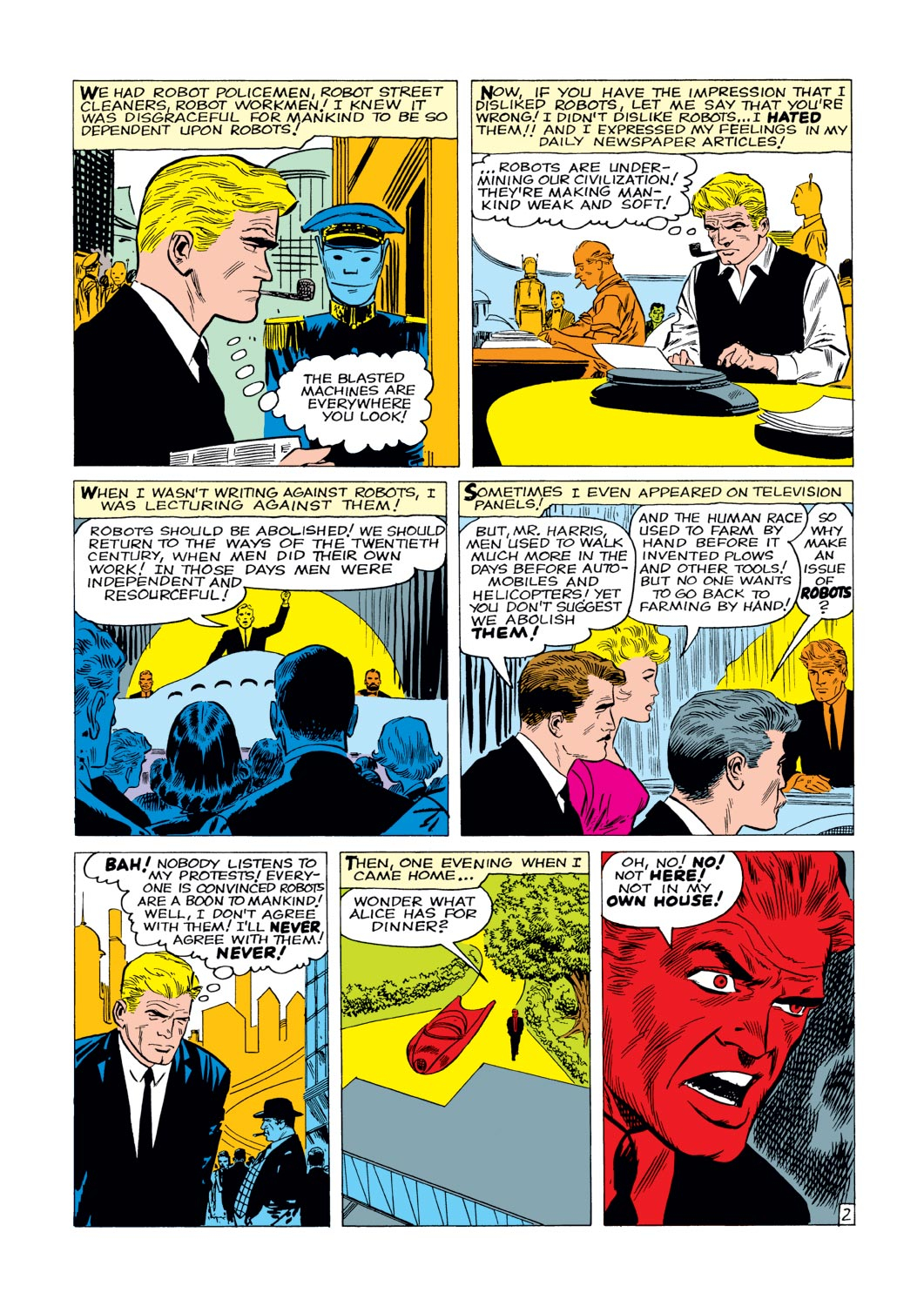 Tales to Astonish (1959) issue 23 - Page 17