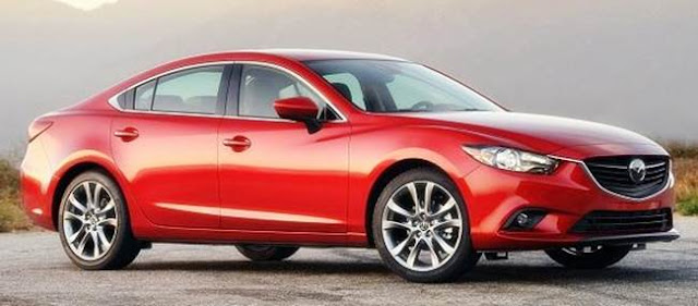 2018 Mazda 6 Turbo Diesel Redesign