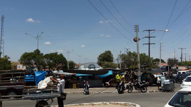 Feira livre em Delmiro Gouveia é antecipada para esta sexta-feira (23)