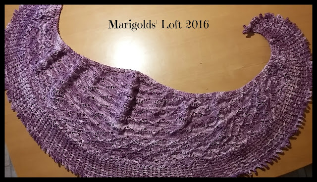 mindful shawl