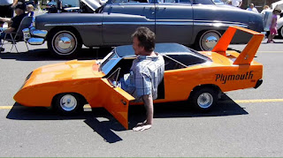 A Mini Version of Plymouth Roadrunner Superbird 05
