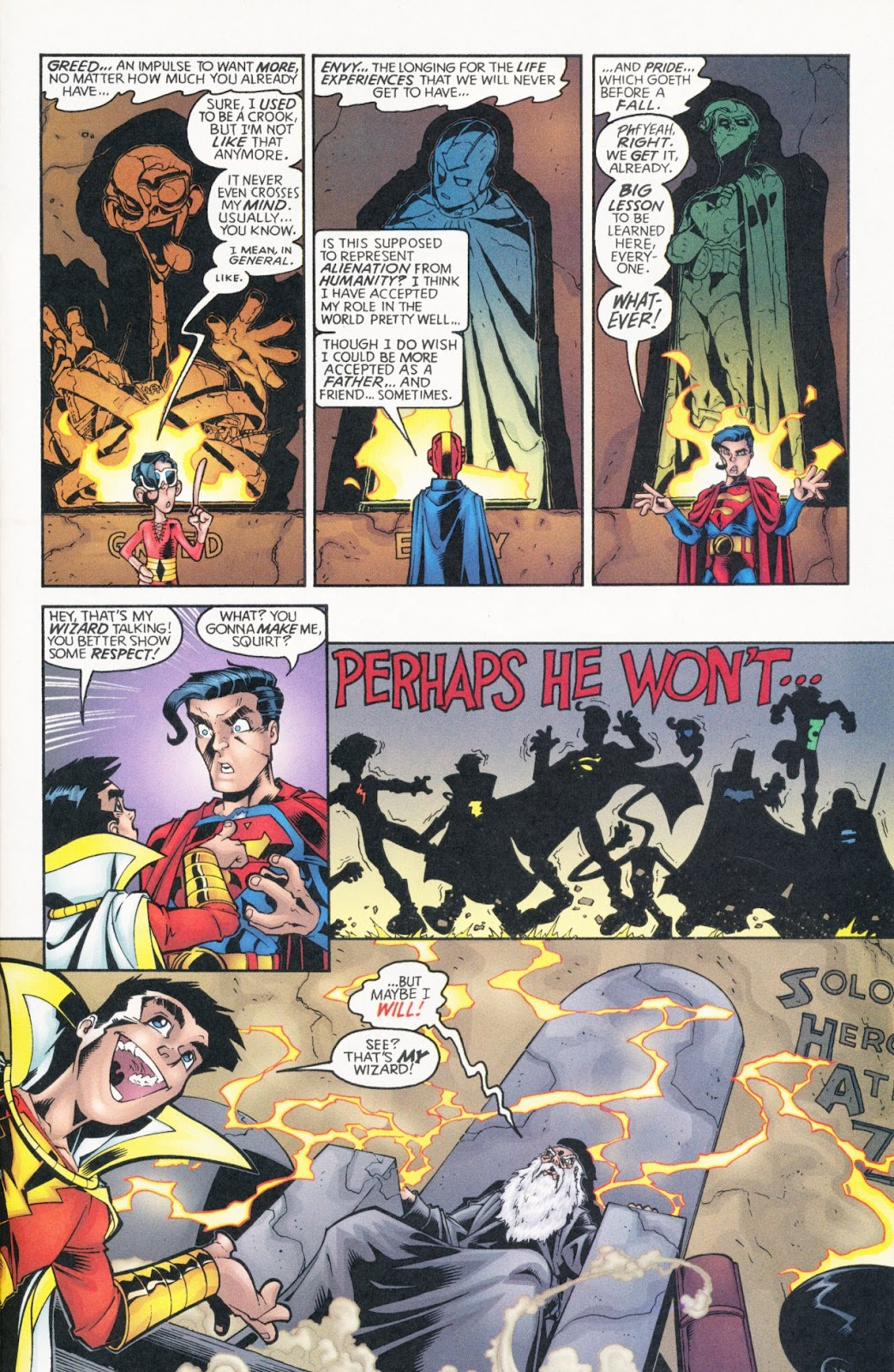 Sins of Youth issue JLA Jr. - Page 27