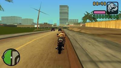 Game PSP Terbaik GTA
