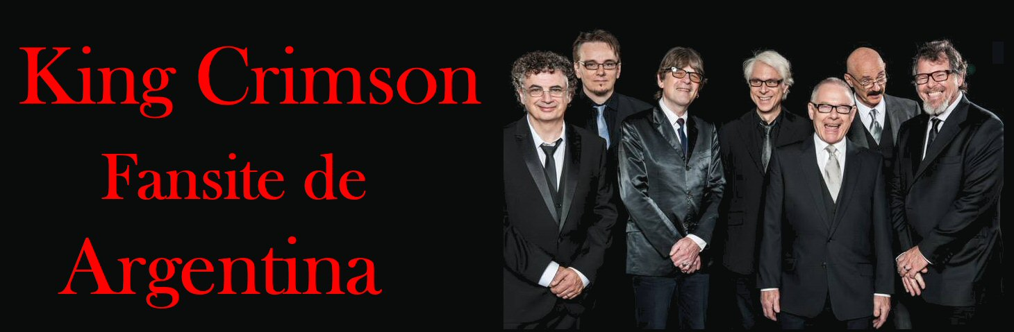 King Crimson Fansite de Argentina