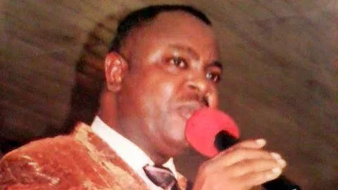 Pastor Andrew Anthony killed by Nigerian Army In Niger Delta