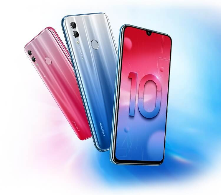 Honor 10 Lite Now Official