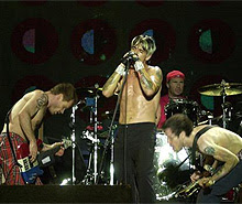 Llega la gira de Red Hot Chili Peppers