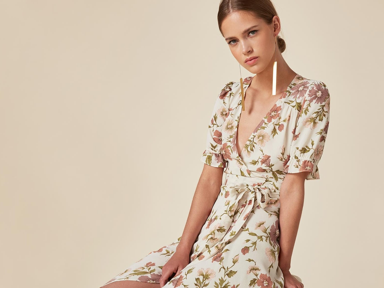 Floral maxi dress philippines fashion
