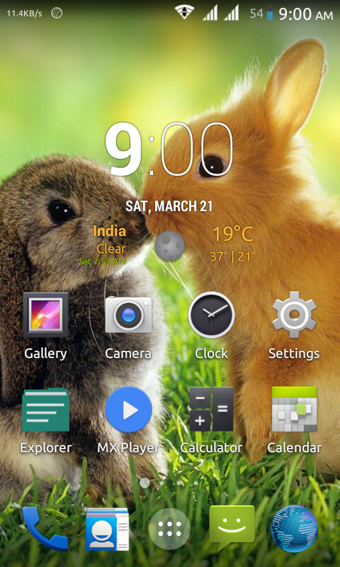 CleanKat Rom for Micromax Unite 2