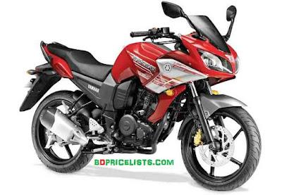 Yamaha Fazer FI V2 Specifications & Price In Bangladesh