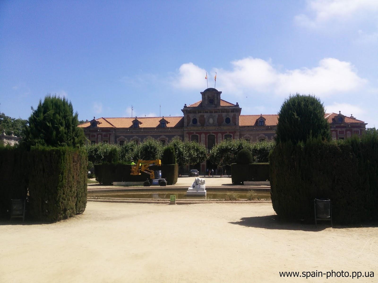 Парламент Каталонии
