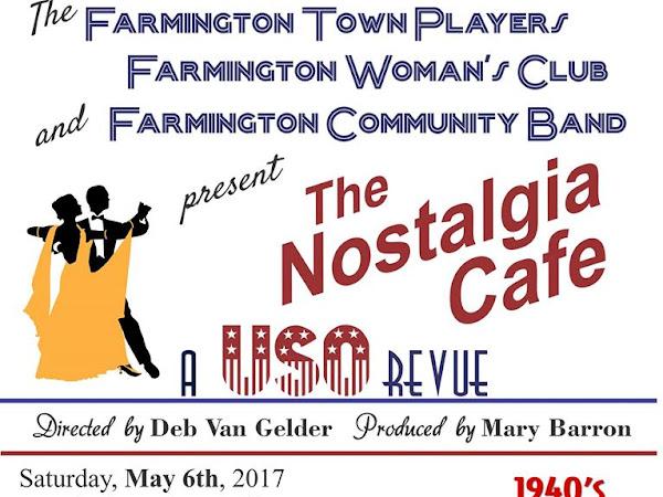 The Nostalgia Cafe-USO Revue Saturday May 6th