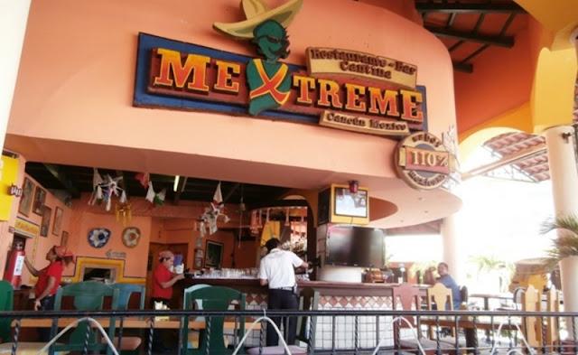 Restaurante Mextreme em Cancún