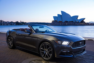 Ford Mustang is the Most Popular Car Around the World