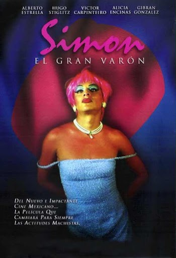 VER ONLINE Y DESCARGAR: Simon, El Gran Varon - PELICULA + MUSICA MP3 - Mexico - 2002
