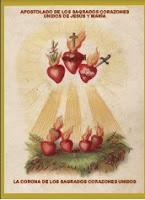 Corona de los Sagrados Corazones Unidos