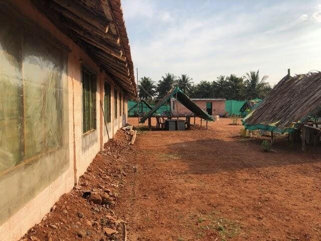 Inteyoga Ashram facilities