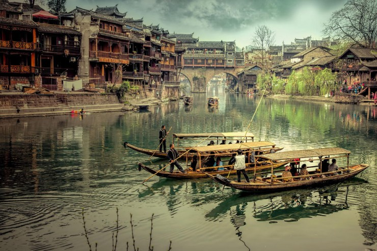Top 11 Ancient Towns and Villages - Fenghuang (Phoenix Ancient Town), Hunan Province, China