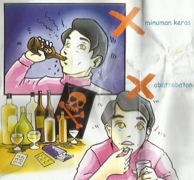 Berkendara dalam Pengaruh Minuman atau Obat-obatan