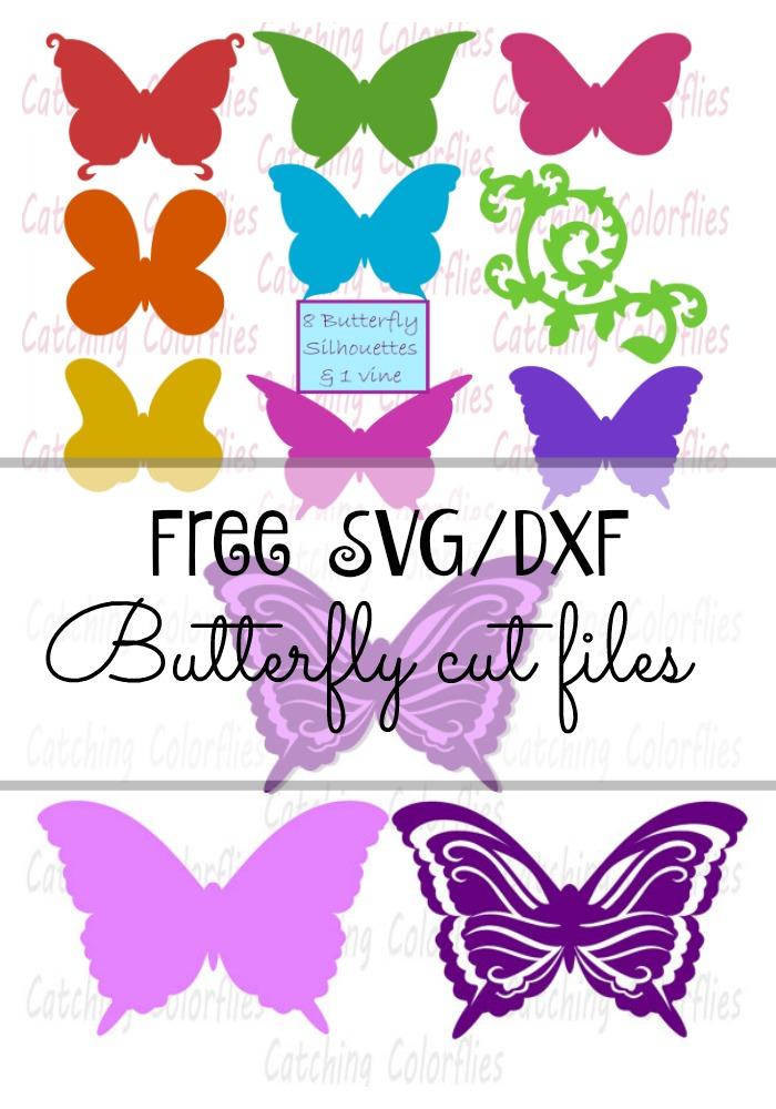 Cricut Butterfly Svg : cricut, butterfly, Mama's, Crafty:, Butterfly, File-, Freebie, Friday