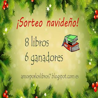 https://amorporloslibros7.blogspot.com.es/2016/12/sorteo-navideno-8-libros-6-ganadores.html?showComment=1481982727451#c3271193788669552432