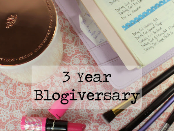 Blogiversary!
