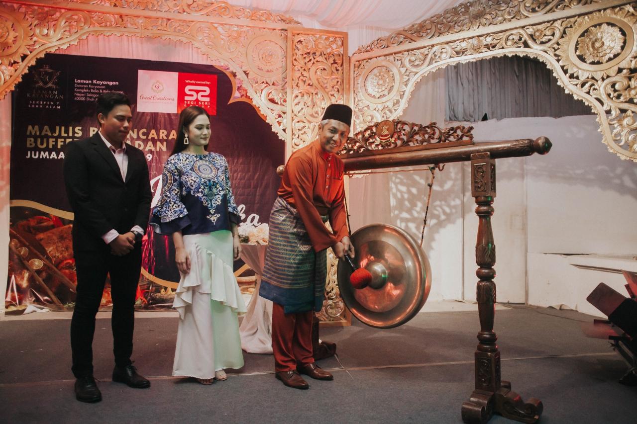 Buffet Ramadan 2019 - Laman Kayangan Shah Alam