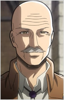 best old man in anime