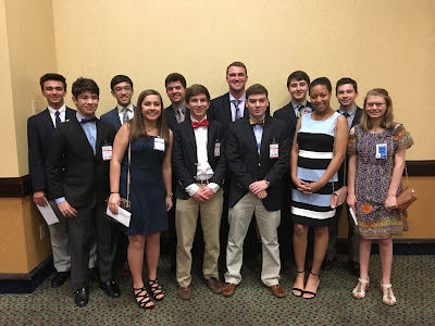 Montgomery Catholic Successful at 2018 YMCA Youth Legislature Conference 2