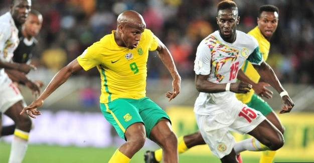Senegal sacó dos victorias consecutivas vs los Bafana Bafana
