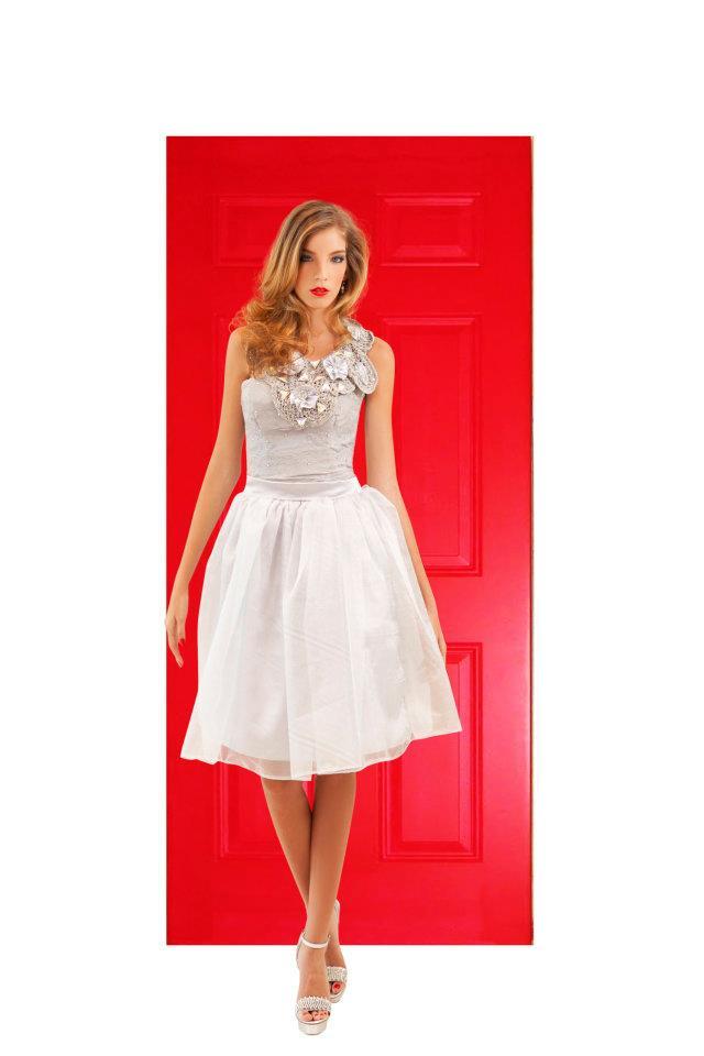 aff1f8d842 La reconocida firma internacional Elizabeth Arden, realizó hace poco el  lanzamiento de su perfume Red Door con una puesta en escena singular,  recreando el ...