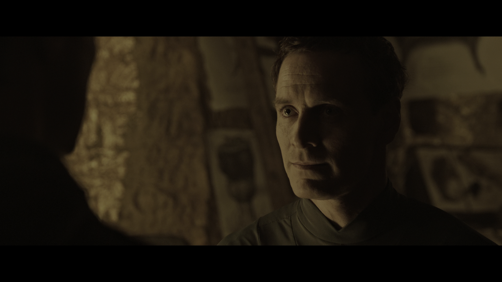 Alien: Covenant (2017) 4K UHD Blu-Ray Completo captura 4