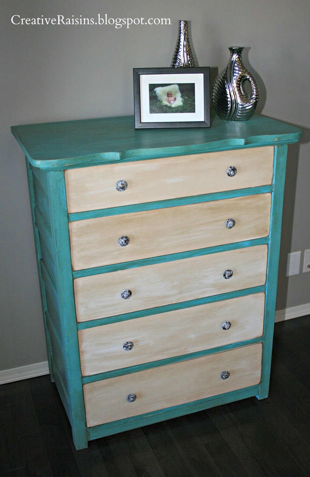 Creative Painted Furniture Ideas
