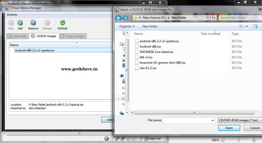 [Full Tutorial] ~ Run Android Operating system on your laptop ( virtual