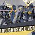 MG 1/100 Banshee Ver. Ka Sample Images by Dengeki Hobby