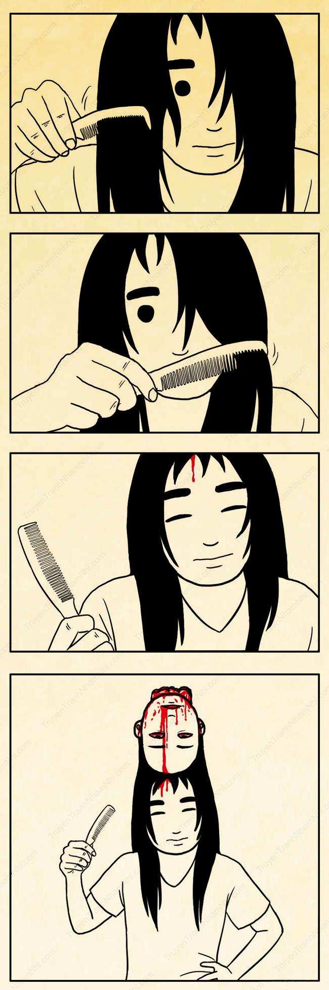 Nhảm Nhí Ký Sự #21: Chải tóc