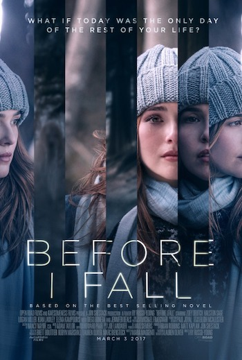 Free Download Before I Fall 2017 English 720p  700MB